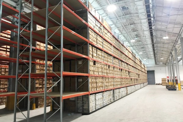 Increasing storage space for EDM