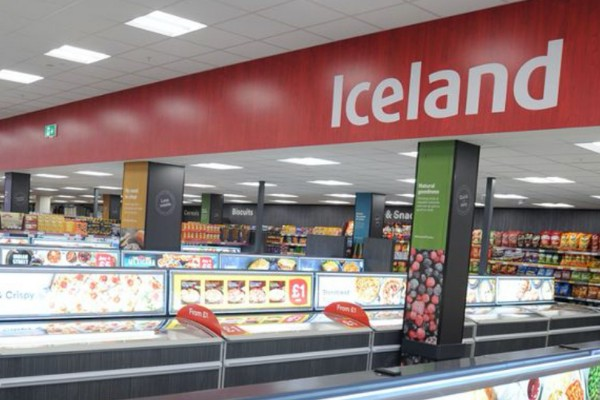 Mums go to Iceland and Iceland come to us