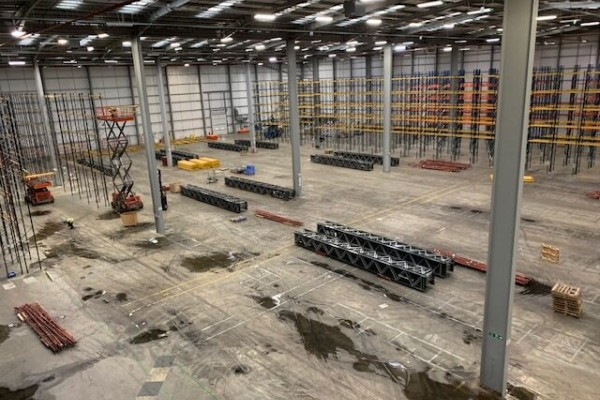National Distribution Centre Clearance