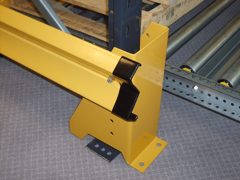 Pallet Racking Barriers