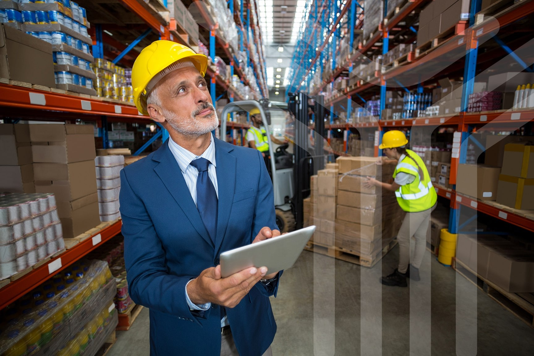Track your pallet racking inspections online with our cloud based portal